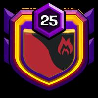 刷墙党VII badge