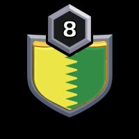 cookisland ures badge