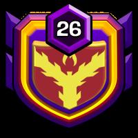 Oklahoma 4 Wars badge