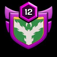 盖世王朝 badge