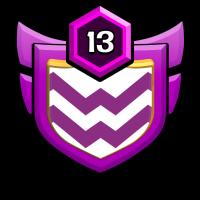 THE 200 CLUB badge