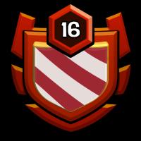 Buraq Rider badge