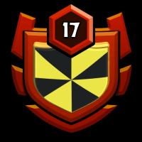 COC台灣第一 badge