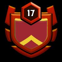 China友情岁月 badge