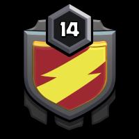 CI WAR LEAGUE badge