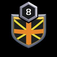 War Zone badge