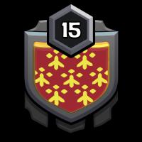 INDIKA#CREW badge