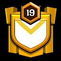 Alpha Family badge