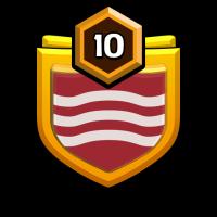 Life Is Good badge