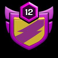 coc fans badge