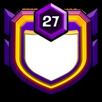 刷墙党VIII badge
