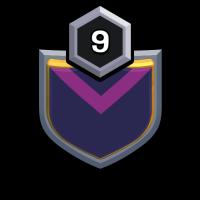 快乐一家人 badge