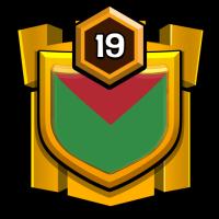 FRIEND SHIP badge