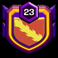 GNADENLOS LOYAL badge