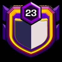 INDIAN TERROR 2 badge