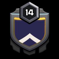 Evil Hunter badge