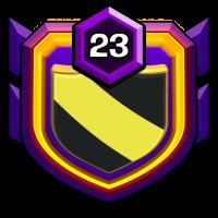 REDNECK NINJAS badge