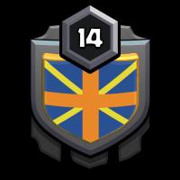 British Empire badge