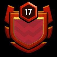 自由女神之不战部七十一营 badge