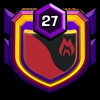 Lava Kings badge