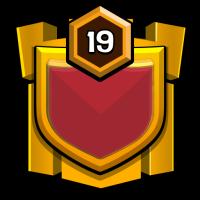自由女神之不战部五十五营 badge