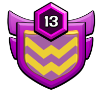 ADDICTED TO COC badge