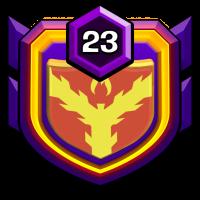 SCLSU MudDawgs badge