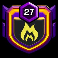 Atividade BR badge