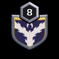 无双城乱舞之夜 badge