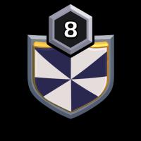 Black#Sichon1.0 badge