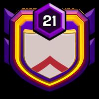 royal melayu badge