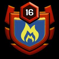 Immortal Titans badge