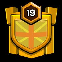 STO CASTLE badge