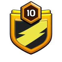 THUNDER badge