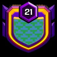 Philippine Team badge