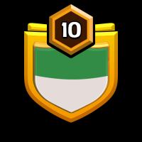 PIDE Y VETE badge