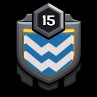 NAPOLI badge