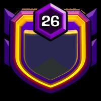 Nattens Ninjaer badge