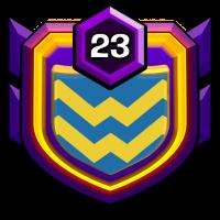 BLAZE AND SPARK badge