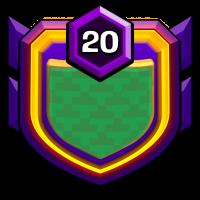 PUSH badge