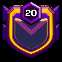 قهرمانان badge