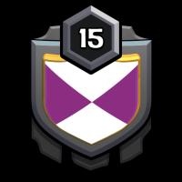 Indian club badge
