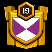 BATAM HAPPY WAR badge