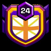 x-Gimber war badge