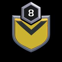وطنم پارہ ے تنم badge