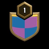 lui Calibre badge