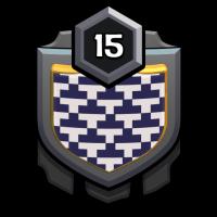 アテルイの精魂 badge