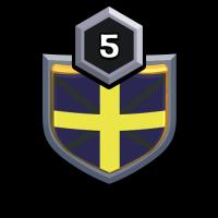 BG DIVAK badge
