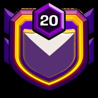 自由女神之不战部四十一营 badge