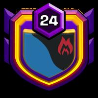 TRUE BLUE badge